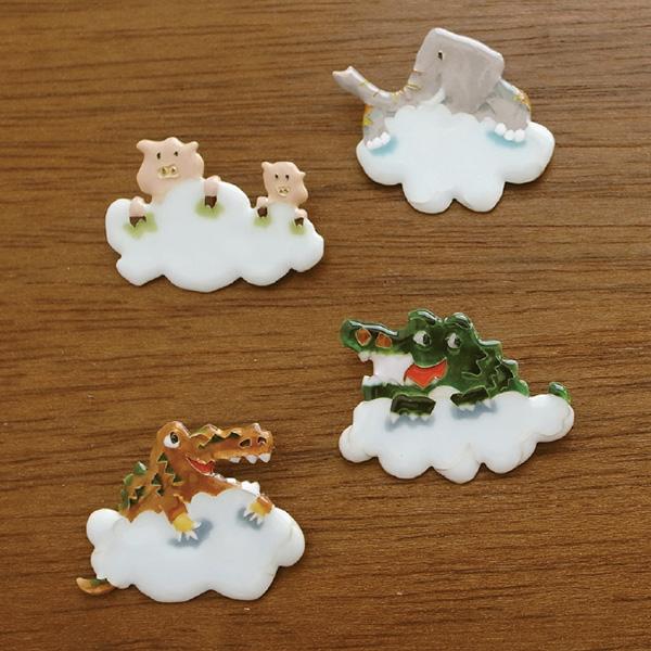 """Kenichi Kondo Shippo Jewelry<br>""""New step"""""""