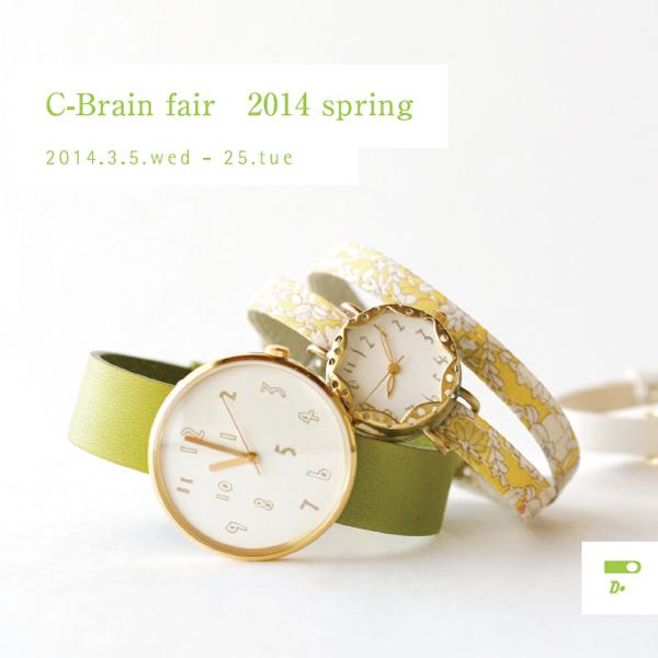 C-Brain fair 2014 spring