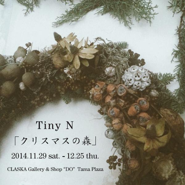 Tiny N 「クリスマスの森」