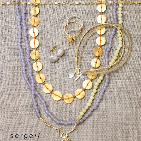 serge// 冬を彩るアクセサリーフェア