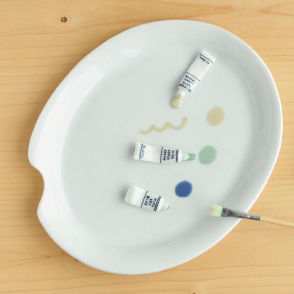 熊本充子 磁器展 新生活を思い描く