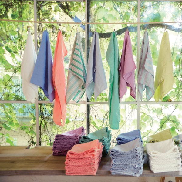 Linen Fruits 2015 Collection