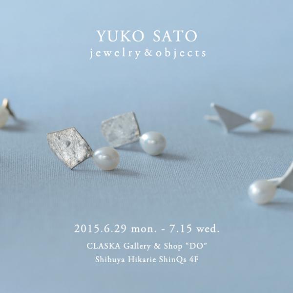 YUKO SATO jewelry & objects / PEARL