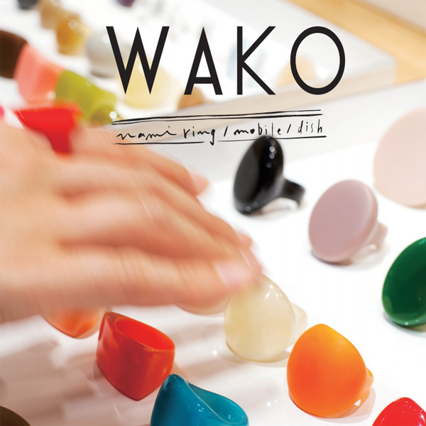 WAKO nami ring fair