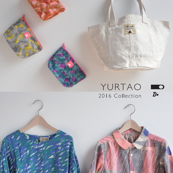 YURTAO 2016 Collection