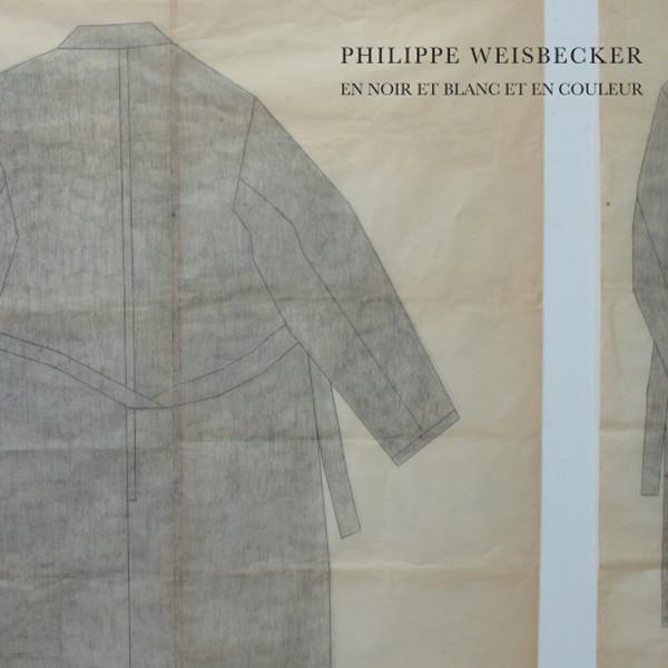 PHILIPPE WEISBECKER<br>EN NOIR ET BLANC ET EN COULEUR<br>黒、白、色