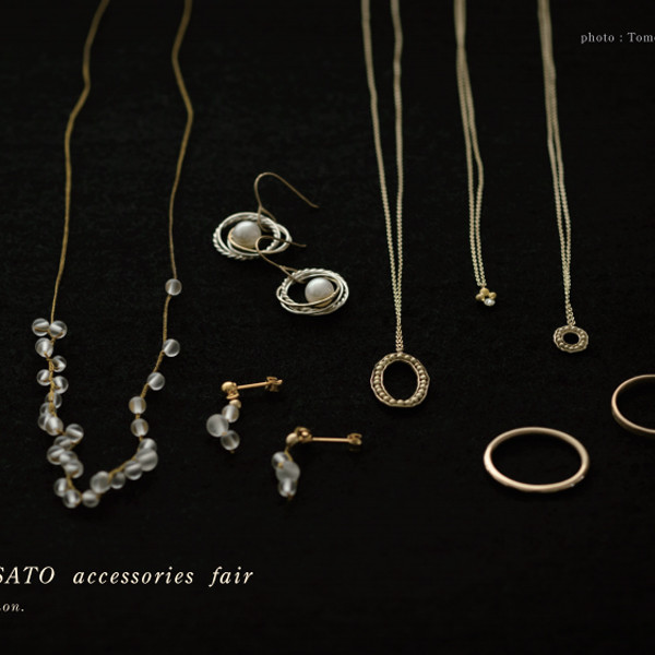 Amito + YUKO SATO<br>accessories fair