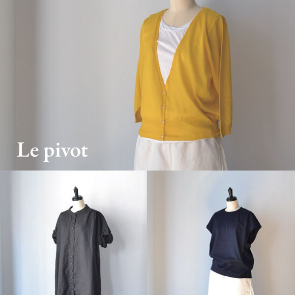 Le pivot<br>In Early Summer 2017