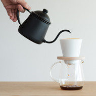 今日からの美味しいコーヒー<br>「トーチ」のドリッパーで淹れる自分の一杯