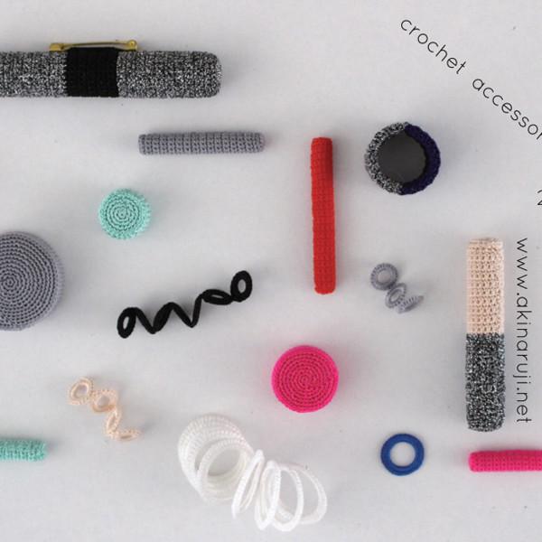 AKI NARUJi<br>crochet accessories