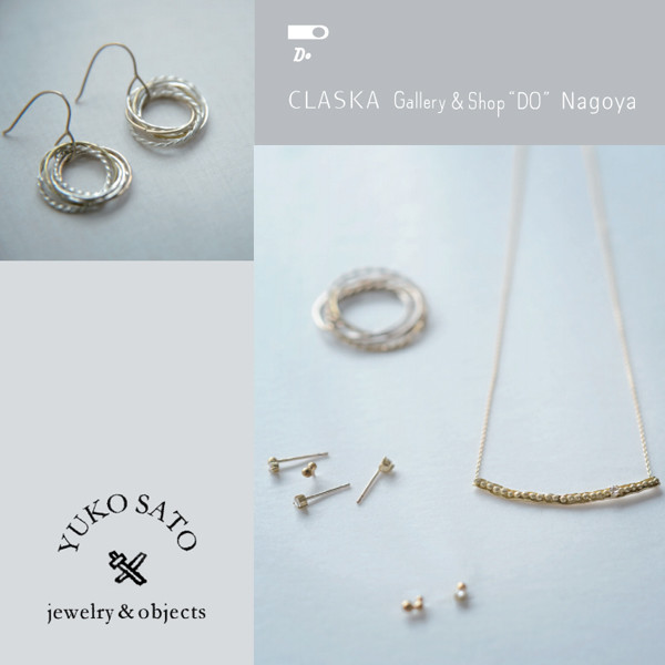 YUKO SATO jewelry & objects<br>accessories fair