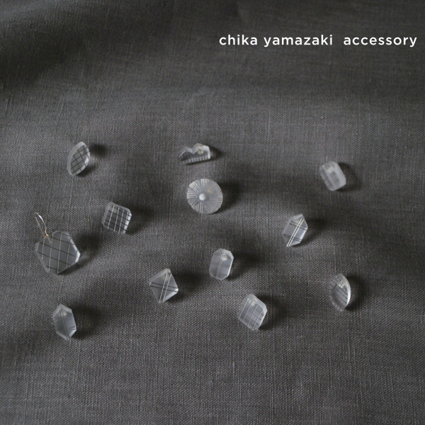 chika yamazaki accessory<br>silver line