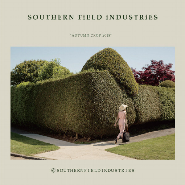 "SOUTHERN FIELD INDUSTRIES<br>""AUTUMN CROP 2018"""