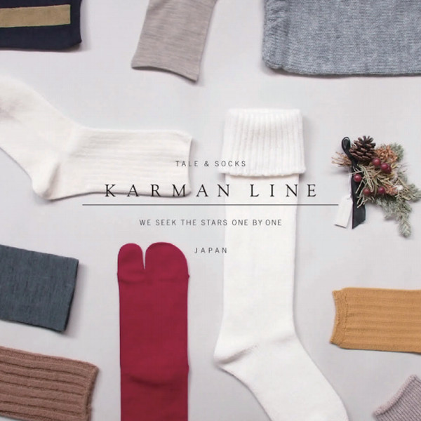 KARMAN LINE fair<br>2018 autumn / winter