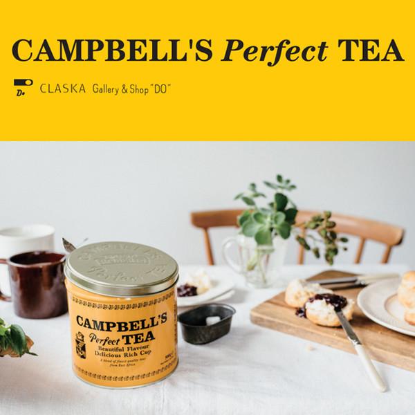 CAMPBELL'S Perfect TEA Fair