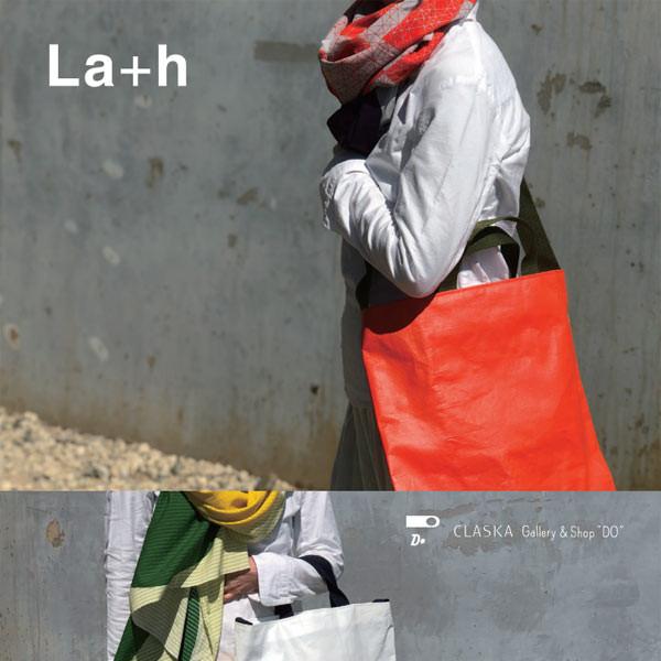 La+h 初夏のストールフェア