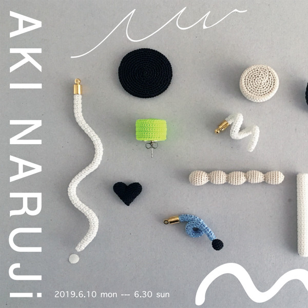 AKI NARUJi<br>crochet accessories