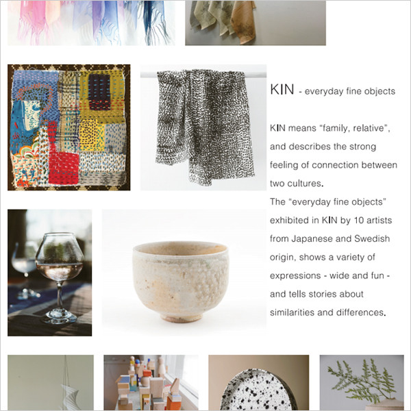 KIN - everyday fine objects