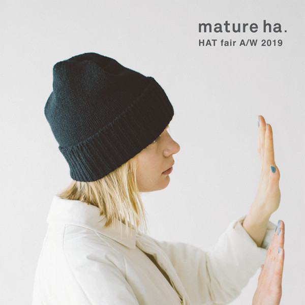 mature ha. HAT fair A/W 2019