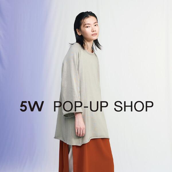 5W POP UP SHOP