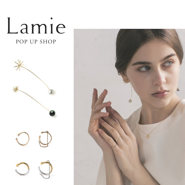 Lamie POP UP SHOP