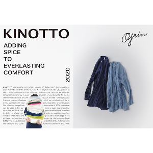 KINOTTO / grin  fair(7店舗巡回)