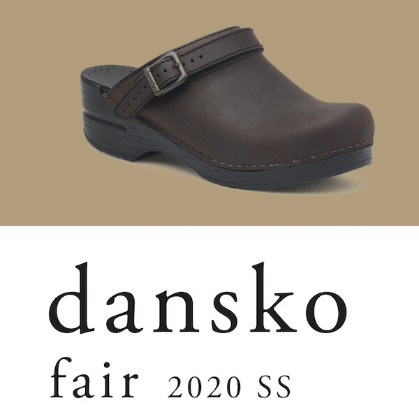 dansko fair 2020 SS