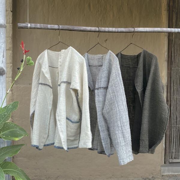 冬衣布 maki textile studio