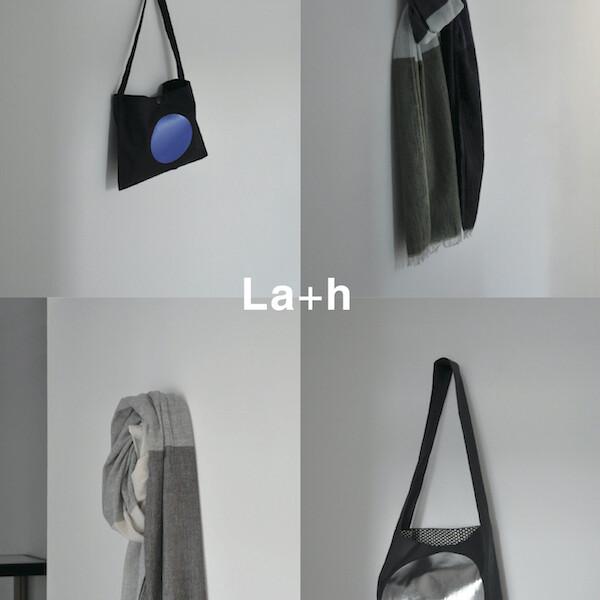 La+h 冬のストールフェア2021