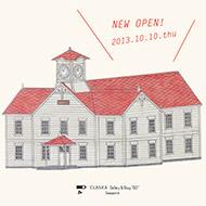 "CLASKA Gallery & Shop ""DO"" 札幌店<br>2013年10月10日(木)オープン!"