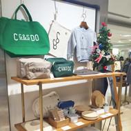 """CLASKA Gallery & Shop """"DO"""" がジェイアール京都伊勢丹に出店中"""