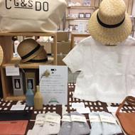 "CLASKA Gallery & Shop ""DO"" がスズラン百貨店 高崎店「mitai marché」に出店中"