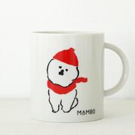 MAMBO シリーズより、冬限定のマグカップ・ナイロンマルシェトート・サコッシュを新発売