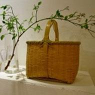 「暮らしをつなぐ竹」展 始まりました