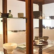 「うちの食器棚」展がはじまりました。