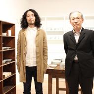 五十嵐元次 角田陽太「Quiet Objects」展がはじまりました。