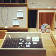 """「Kenichi Kondo Shippo Jewelry """"New step""""」はじまりました。"""
