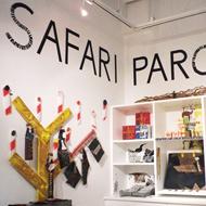 「SAFARI PARQUE サファリ パルケ sunui の雑貨とトラネコボンボンのクッキー」始まりました