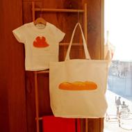 「彦坂木版工房 パン画 展」始まりました