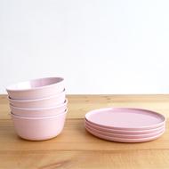 渋谷ヒカリエ ShinQs店 2周年記念<br>「ドーのプレート」「ドーのボウル S12」 限定色ピンク発売