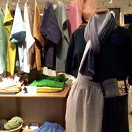 「ヂェン先生の美しい日常着」フェアが始まりました。