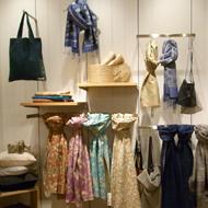 CALICO インドの装い布たち