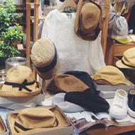 「mature ha. HAT fair 2015」開催中です