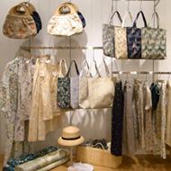 「点と線模様製作所の布・小物・お洋服」はじまりました。