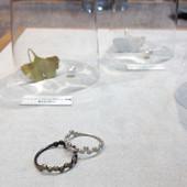 「YUKO SATO jewelry & objects」開催中です