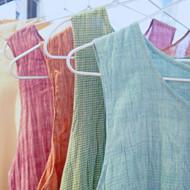 「夏の布・衣 真木テキスタイルスタジオ」始まりました