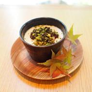 「榊麻美植物研究所 展 実り彩り」特別メニューのご案内