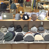 「mature ha. HAT fair A/W 2016」開催中