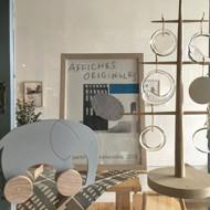 堀井和子さんの企画展から、「1丁目ほりい事務所」アイテムのご紹介