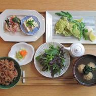 DO TABELKA 「睦月定食」「さつまいもと豆腐白玉のおしるこ」のご案内